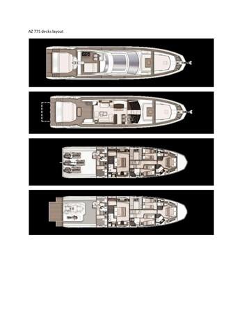 2017 AZIMUT 77S Motor Yacht 2578320