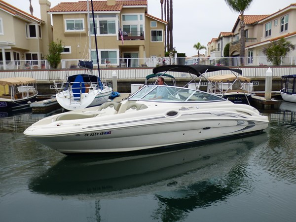 2006 SEA RAY Sundeck 270 Deck Boat 2579294