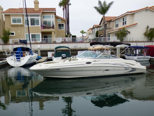 2006 SEA RAY Sundeck 270 Deck Boat 2579295