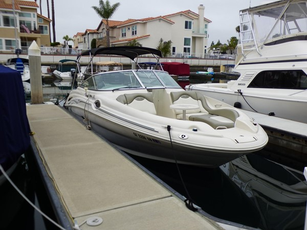 2006 SEA RAY Sundeck 270 Deck Boat 2579297