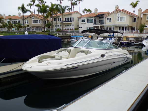 2006 SEA RAY Sundeck 270 Deck Boat 2579298