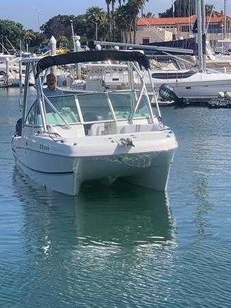 2017 WORLD CAT 230 DC Catamaran 2579422