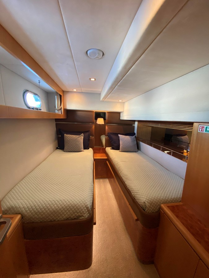 TWIN CONVERTS TO QUEEN 2013 HORIZON HORIZON PC60 Catamaran 2832055