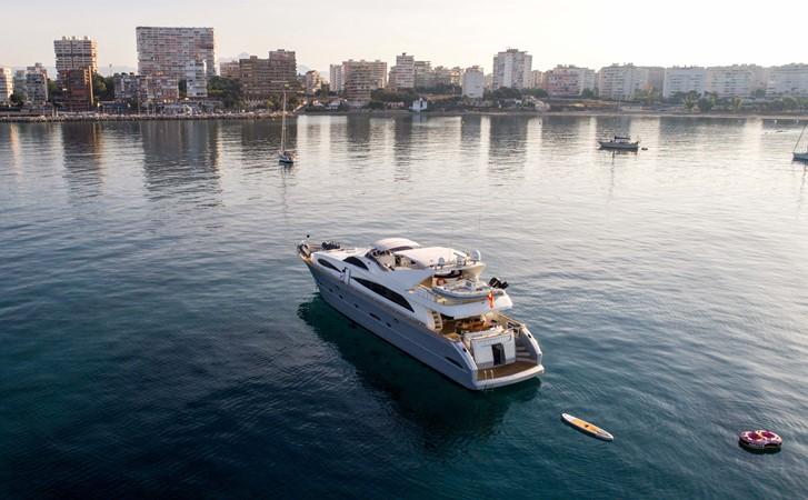 ASTONDOA KARAYEL Yacht for Sale