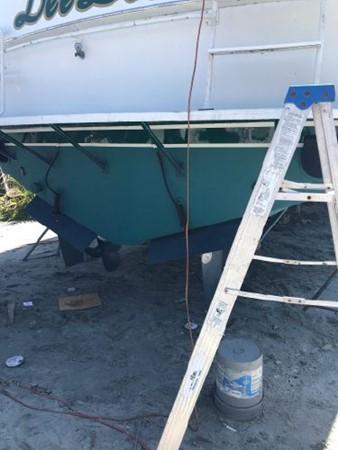 1981 BERTRAM Flush Deck Motor Yacht 2579775
