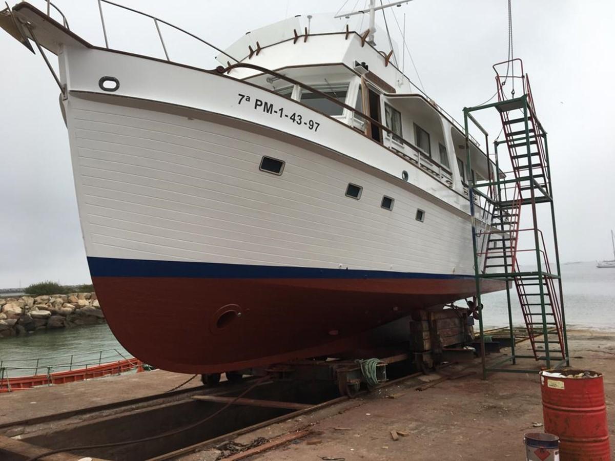 1975 GRAND BANKS  Motor Yacht 2581489