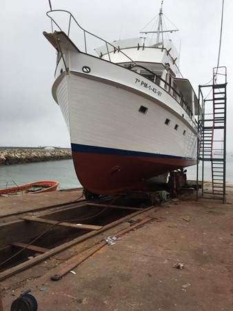 1975 GRAND BANKS  Motor Yacht 2581490