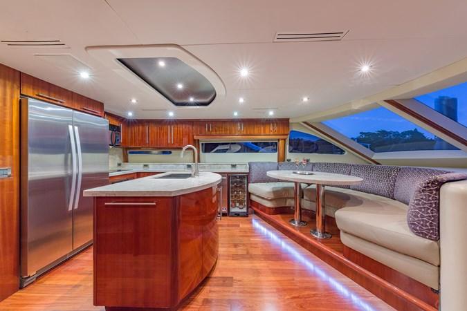 Galley 2004 LAZZARA Motor Yacht Motor Yacht 2717143