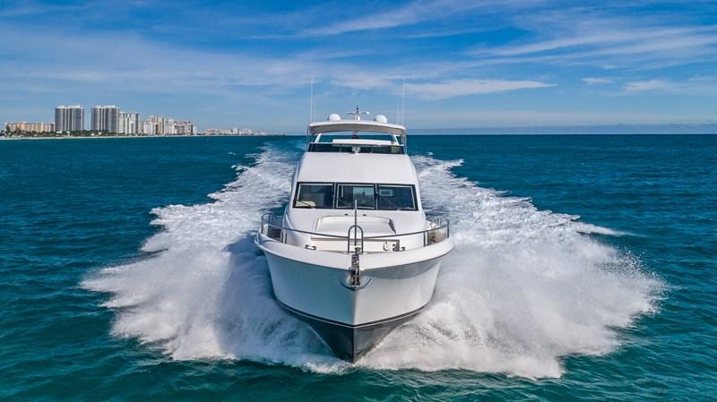 Bow Running 2004 LAZZARA Motor Yacht Motor Yacht 2719746