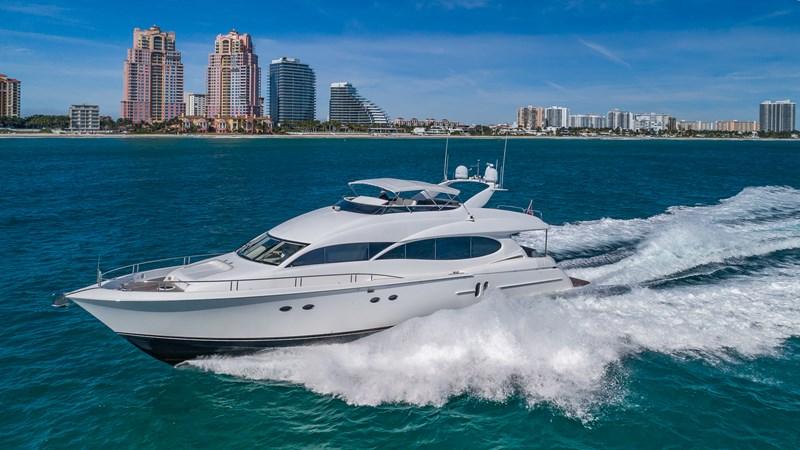 Running 2004 LAZZARA Motor Yacht Motor Yacht 2719749