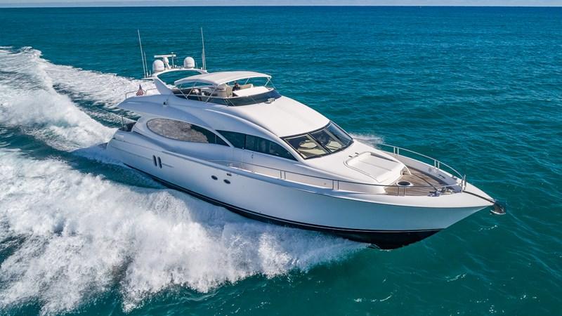 Running 2004 LAZZARA Motor Yacht Motor Yacht 2719753