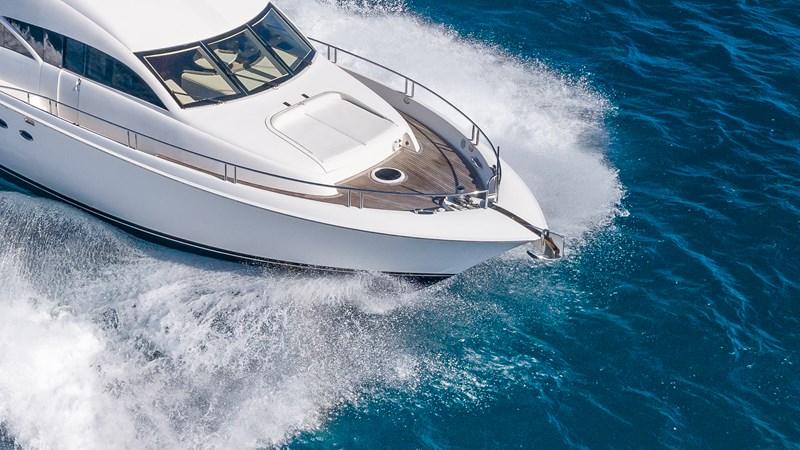 Bow Running 2004 LAZZARA Motor Yacht Motor Yacht 2719755