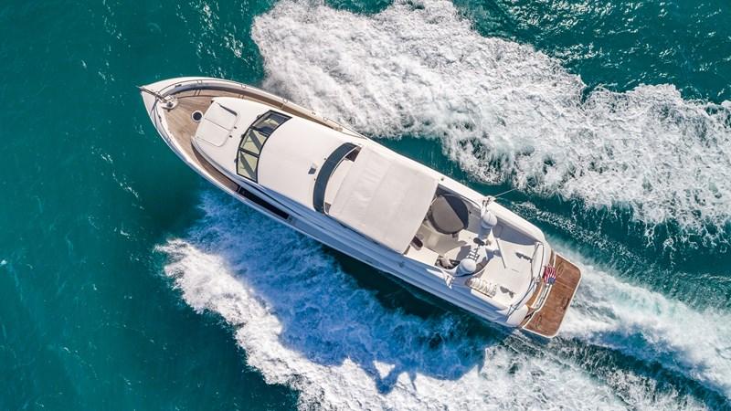 Overhead Running 2004 LAZZARA Motor Yacht Motor Yacht 2719758