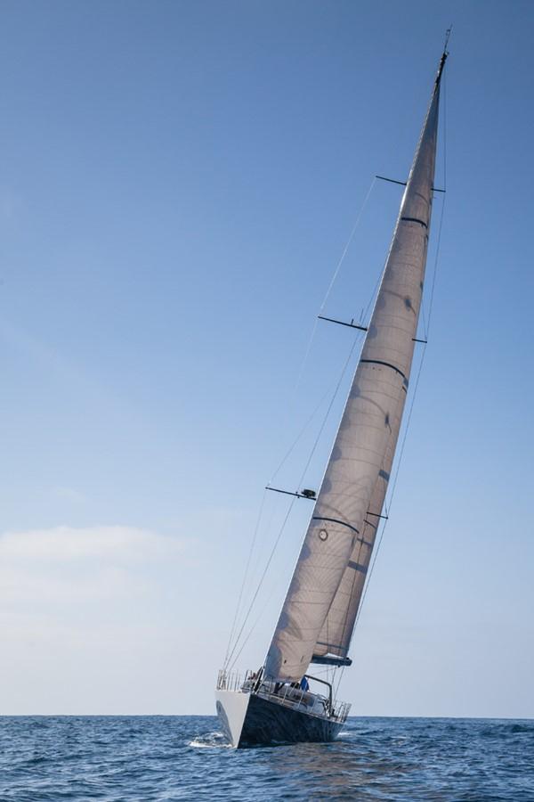 EXTERIOR 1996 GOETZ CUSTOM BOATS/DERECKTOR SHIPYARDS Sparkman & Stephens Designed Performance Sailing Yacht Cruising Sailboat 2585510