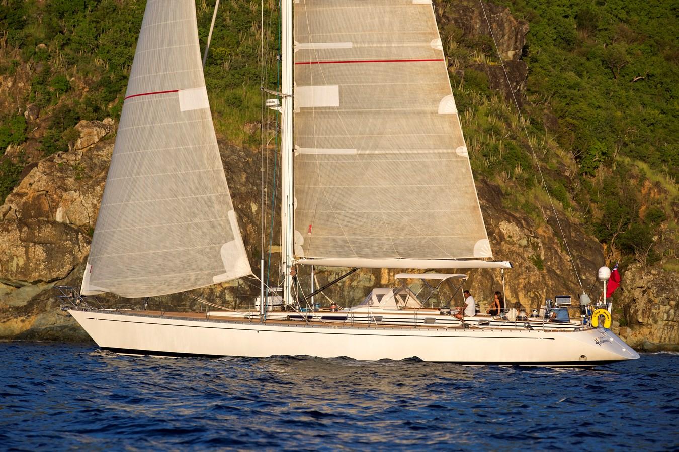 121314BTSC-1577 3 SWAN SWAN 68 Cruising Sailboat 2586762
