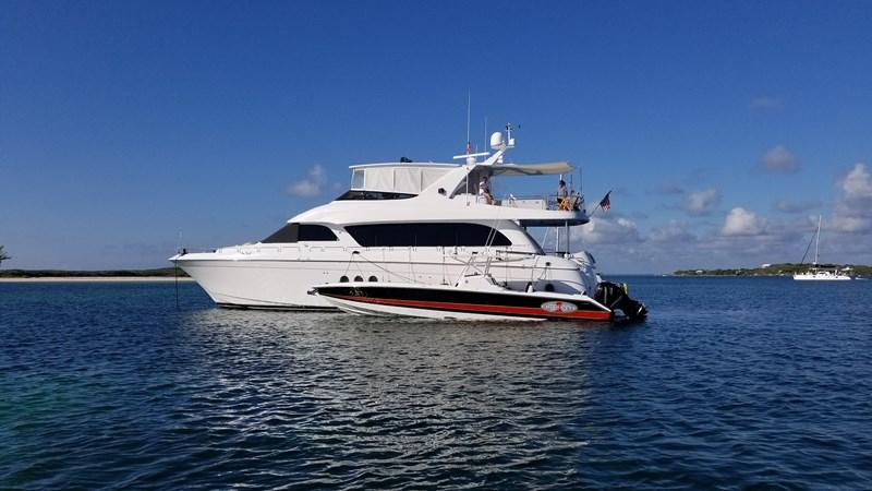 Christina 2008 HATTERAS 72 Motor Yacht Motor Yacht MLS #256260   YATCO MLS  - Yacht Sales
