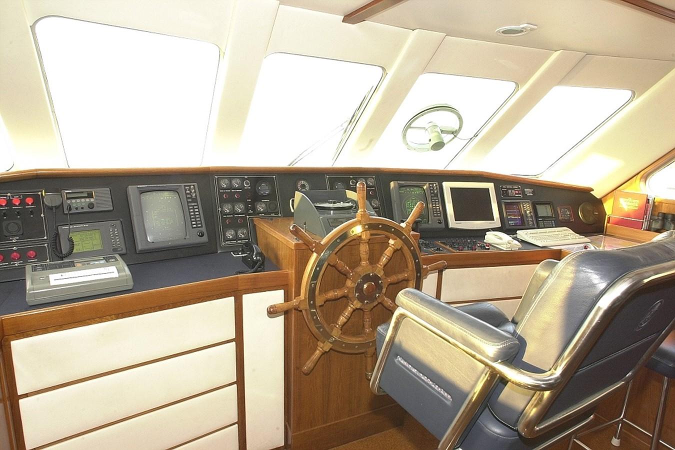 1992 CUSTOM 35m Motor Yacht Motor Yacht 2586657