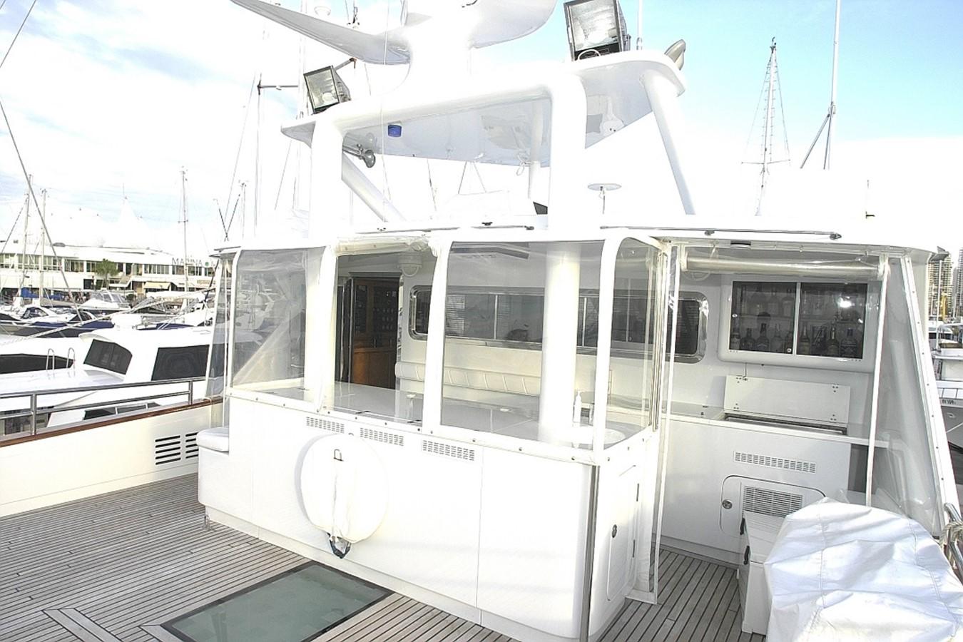 1992 CUSTOM 35m Motor Yacht Motor Yacht 2586662