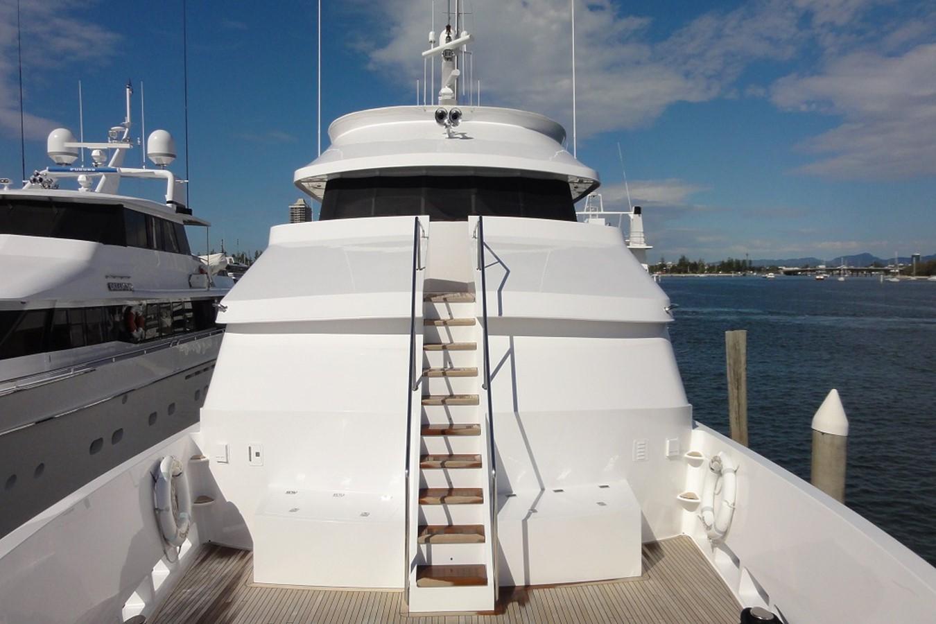 1992 CUSTOM 35m Motor Yacht Motor Yacht 2586663