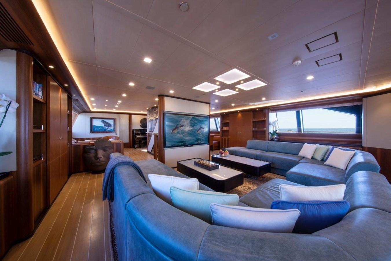 Salon Aft 2015 PERINI NAVI  Cruising/Racing Sailboat 2856500