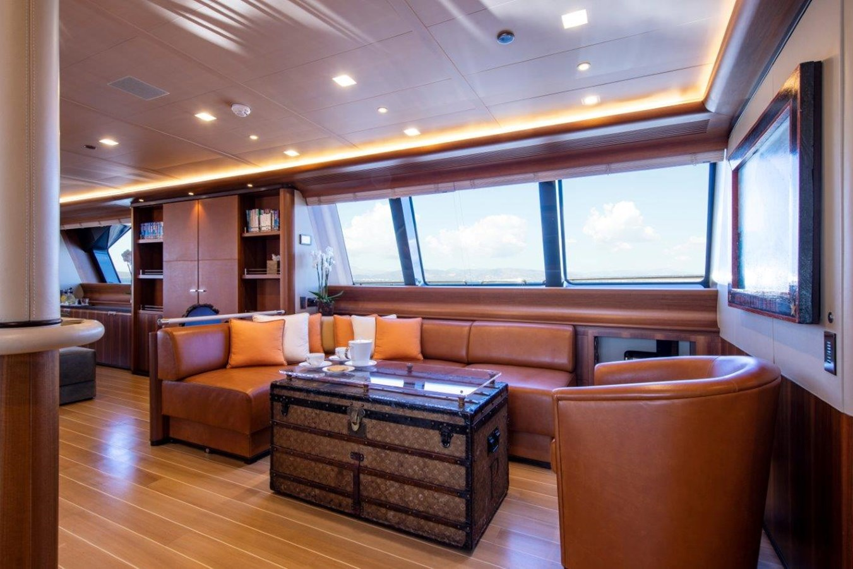 Salon Port Side 2015 PERINI NAVI  Cruising/Racing Sailboat 2856502