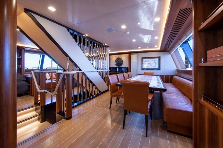 Dining Salon Port Side 2015 PERINI NAVI  Cruising/Racing Sailboat 2856503