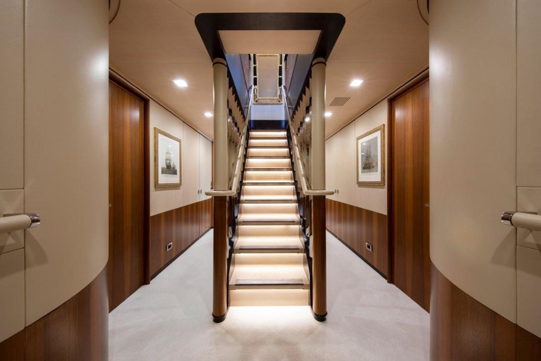 Lower Accommodation Deck 2015 PERINI NAVI  Cruising/Racing Sailboat 2856504