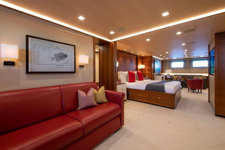 Master Stateroom 2015 PERINI NAVI  Cruising/Racing Sailboat 2856506