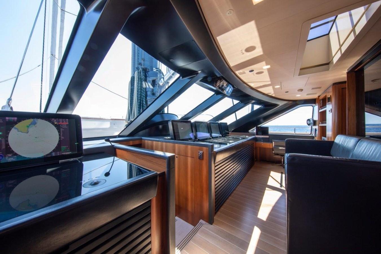 Pilothouse 2015 PERINI NAVI  Cruising/Racing Sailboat 2856518