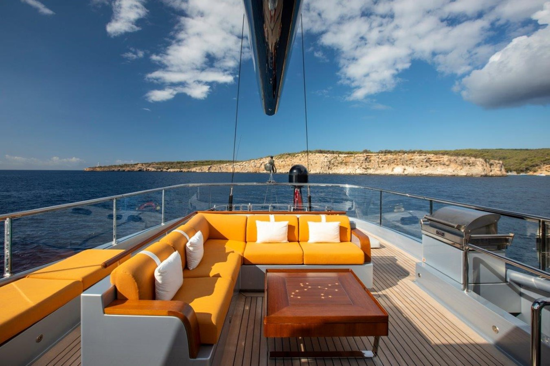 Flybridge Aft 2015 PERINI NAVI  Cruising/Racing Sailboat 2856525