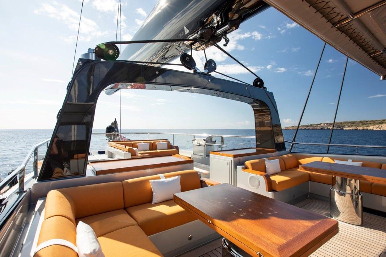 Flybridge 2015 PERINI NAVI  Cruising/Racing Sailboat 2856527