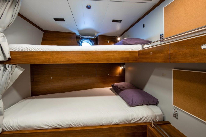 Crew Cabin 2015 PERINI NAVI  Cruising/Racing Sailboat 2856531