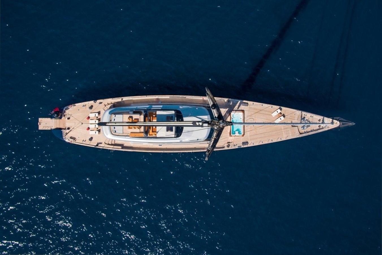 Aerial 2015 PERINI NAVI  Cruising/Racing Sailboat 2856542