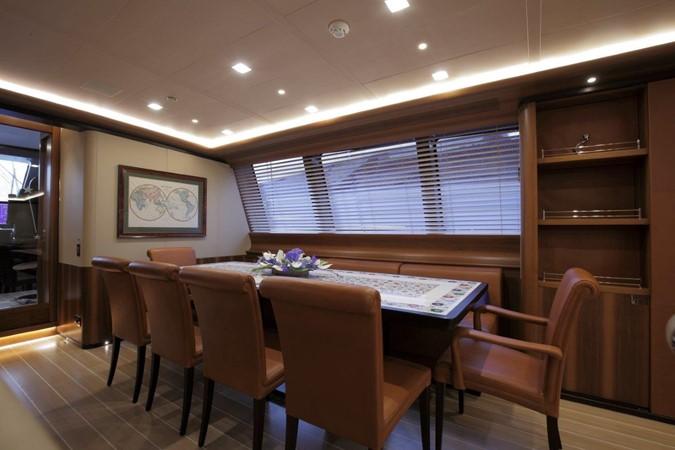 Dining  2015 PERINI NAVI  Cruising Sailboat 2595875