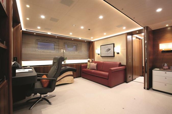 Owner's Office 2015 PERINI NAVI  Cruising Sailboat 2595882