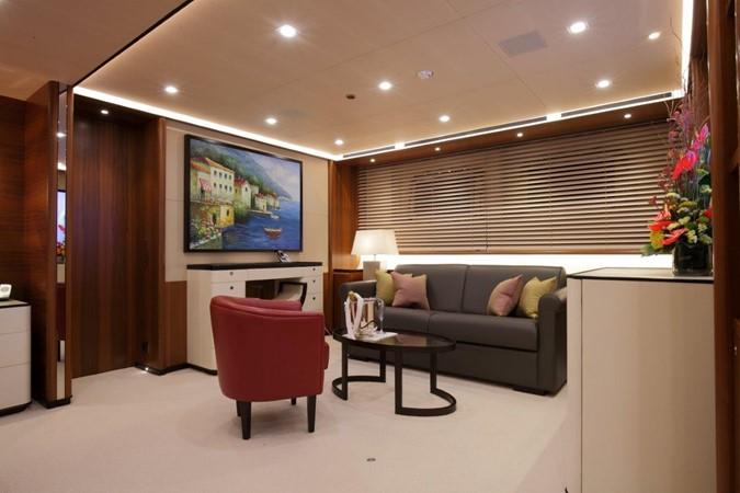 Owner's Saloon 2015 PERINI NAVI  Cruising Sailboat 2595883