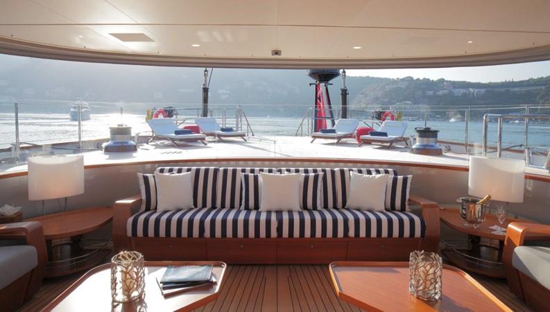 Main Deck Aft 2015 PERINI NAVI  Cruising Sailboat 2595885