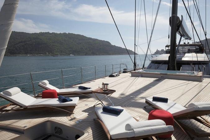 Foredeck 2015 PERINI NAVI  Cruising Sailboat 2595887