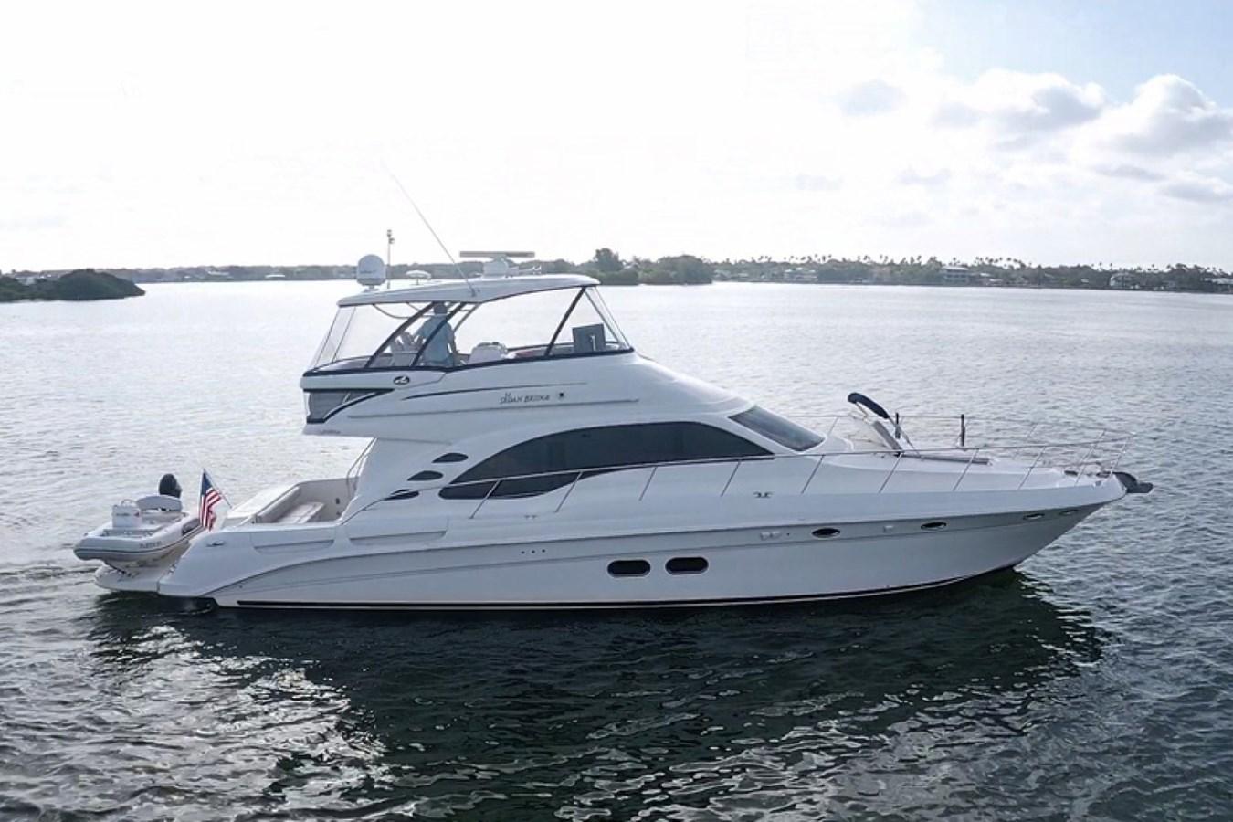 2006 Sea Ray 58 Sedan Bridge - Coastal Hops 2006 SEA RAY 58-Sedan Bridge Motor Yacht 2587497