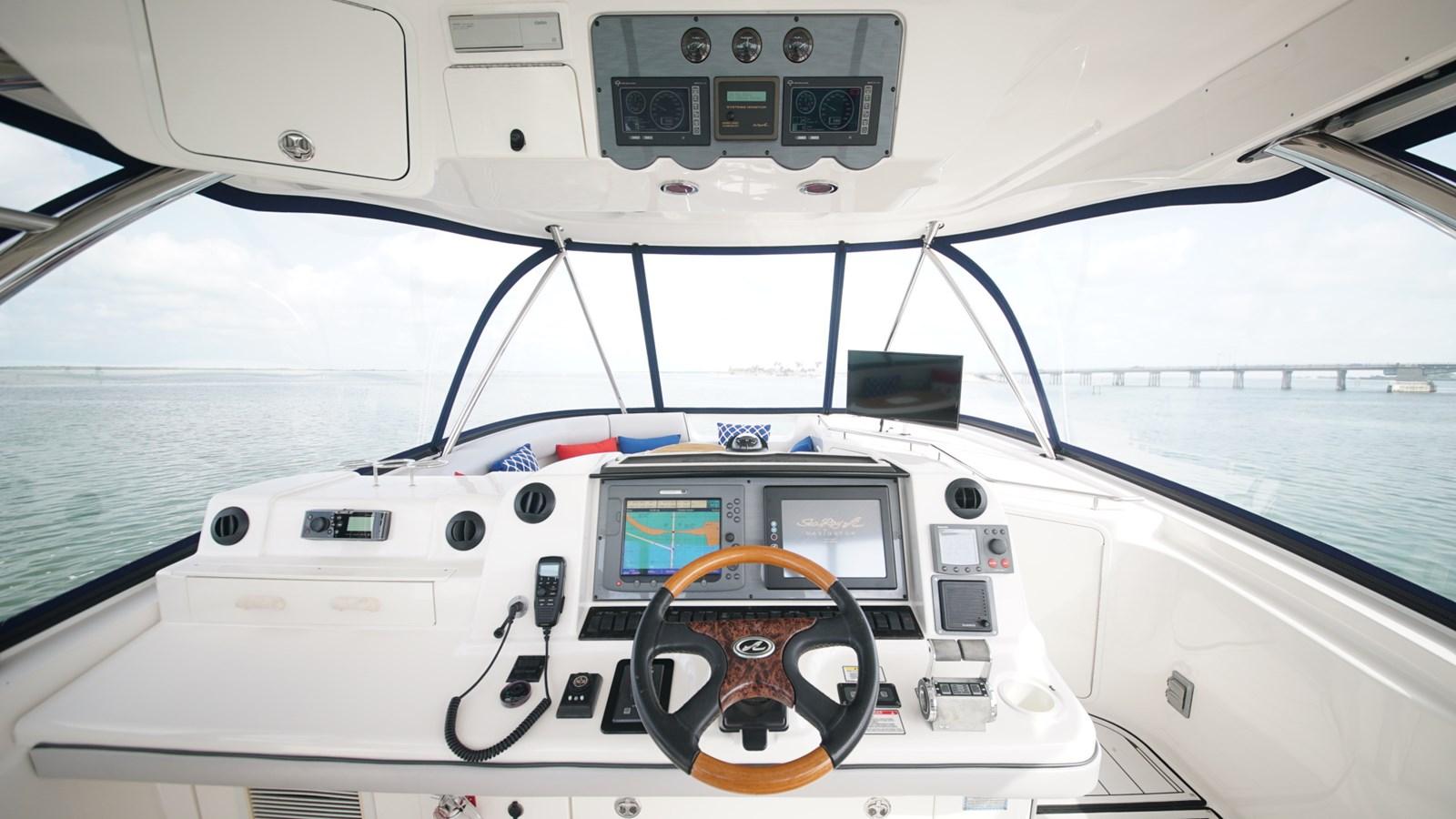 2006 Sea Ray 58 Sedan Bridge 2006 SEA RAY 58-Sedan Bridge Motor Yacht 2587500