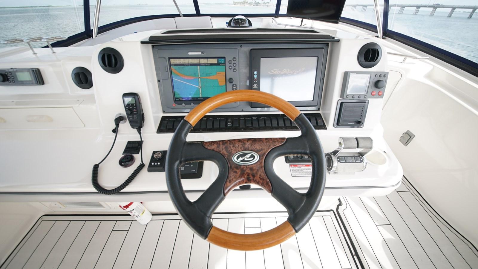 2006 Sea Ray 58 Sedan Bridge 2006 SEA RAY 58-Sedan Bridge Motor Yacht 2587505