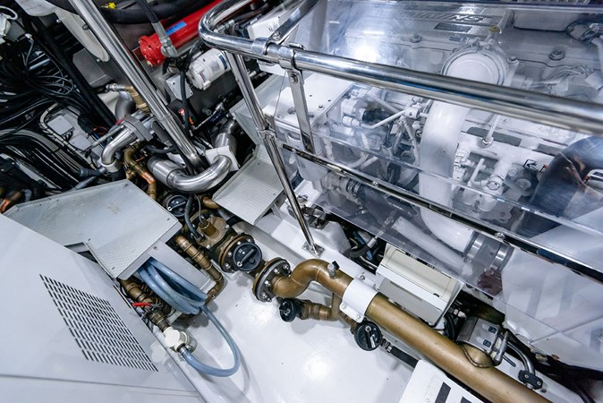 PATH Engine room 2011 BALTIC Baltic 112 Sloop 2588521