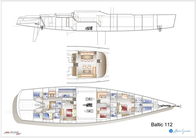 PATH GA 2011 BALTIC Baltic 112 Sloop 2588524