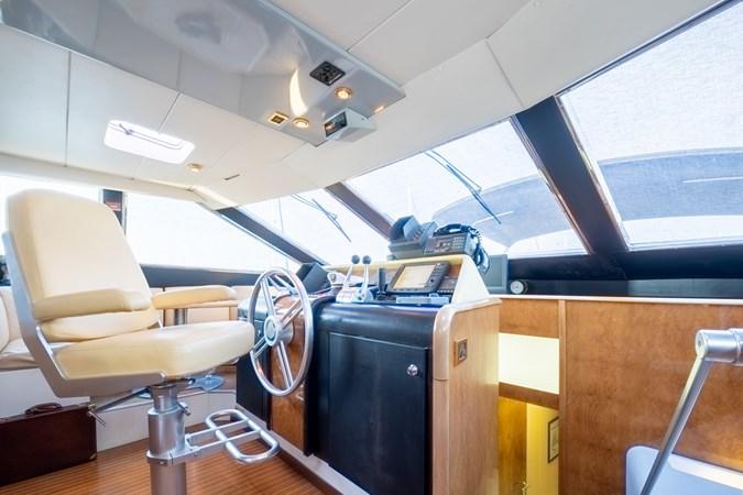 Guy Couach 2701 TIENNA - Helm  1991 GUY COUACH 2701 Motor Yacht 2678777