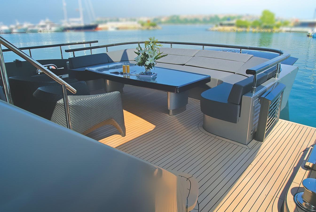 2010 BILGIN YACHTS 123 Sky Motor Yacht 2589669