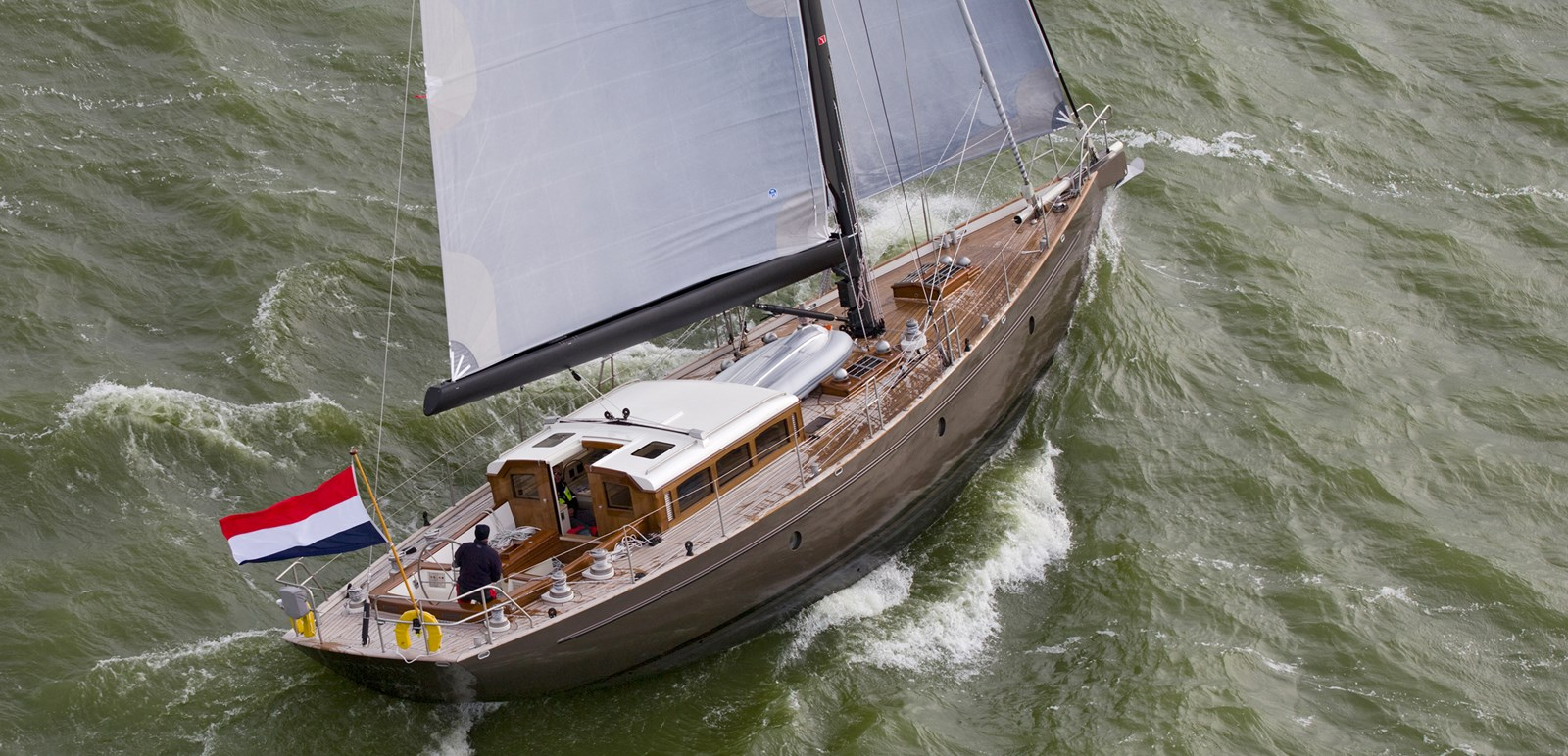 sailing 2 2012 CLAASEN SHIPYARDS Pilot Cutter Sloop 2776547