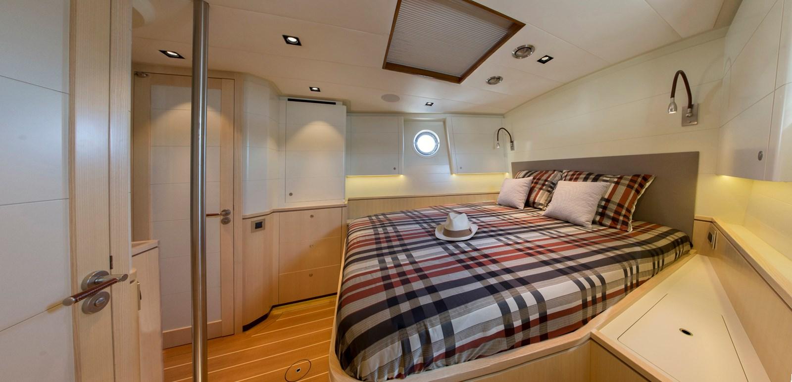 owner's cabin 2012 CLAASEN SHIPYARDS Pilot Cutter Sloop 2776552