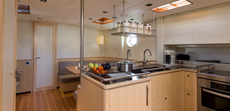 galley 2014 CLAASEN SHIPYARDS Pilot Cutter Sloop 2776551