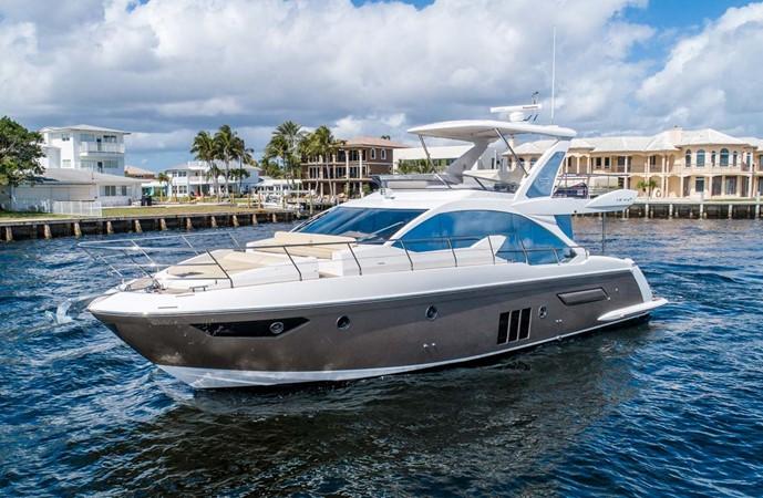 Port Profile 2016 AZIMUT 50 Flybridge Cruiser 2687550