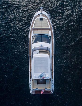 Aerial Shot 2016 AZIMUT 50 Flybridge Cruiser 2687556